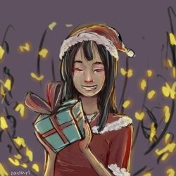 Merry Christmas by exotic-tofu