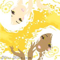 Lemon drops by Blush-Art