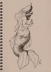 MerMay Day Thirty-One by JesseCoyArt