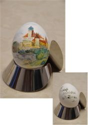 Easter Egg: Schloss Schoenbuehel by bifishiar