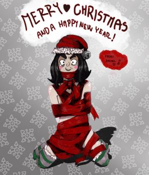 Merry Christmas by Sirdael
