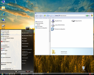 Vista Utimate 32px 48px for XP by Joack