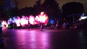 paint the night at Disneyland 6 by Bella-Who-1