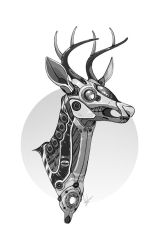 Robodeer by hellcorpceo