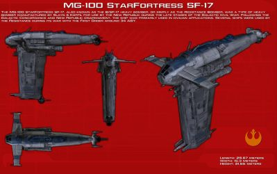 MG-100 StarFortress SF-17 ortho [New] by unusualsuspex