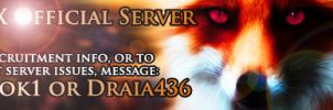 Battlefield 3 Server Banner by Draia436
