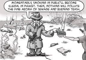 Tobacco Ban in Phuket by sethness