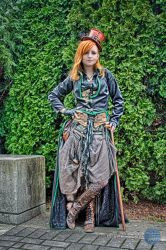 HDR Steampunk by falcona
