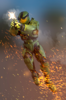 Mark Alpha 3 Fire by Akiname