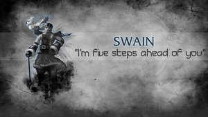 Swain - Series 2 by Xael-Design