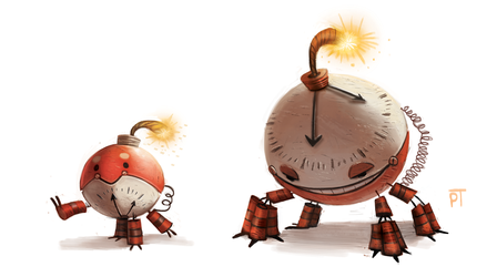 DAY 489. Kanto 100 - 101 by Cryptid-Creations