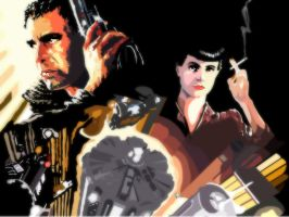 Blade Runner by elmeo