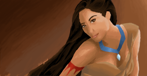 Pocahontas by Lisly227