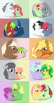 My Apple Family Ships 2 by tejedora