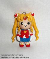 Sailor Moon Charm by Mighty-Morphin-Mimi