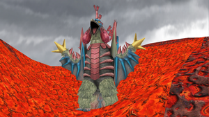 [MMD DL] Ultra Kaiju - Birdon by BigJohnnyCool