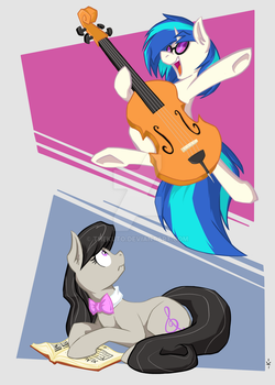 Rock that Cello by TheKuto