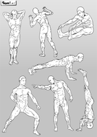 Poses pt7 by SabreWing