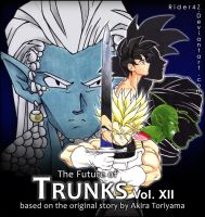 The Future of Trunks Vol. XII cover by Rider4Z