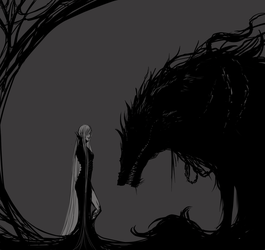 The void by Banished-shadow