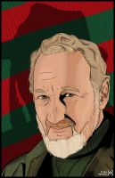 Robert Englund by Kyohazard