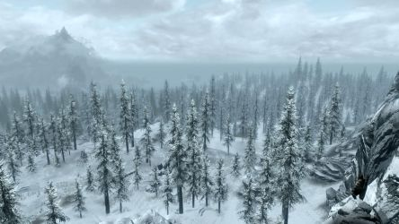 The Beauty of Skyrim 5 by HelixIce