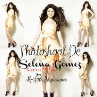 Photoshoot De Selena Gomez by M-LittleSkyscraper