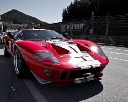 Ford GT 40 by sKodOne