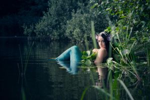 Hey, this is my place....   Mermaid Dreams by S-T-A-R-gazer
