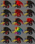 Griffin markings by rigganmore