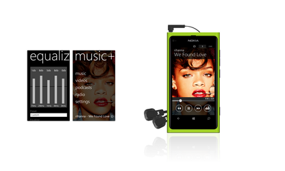 Music+Videos for Next Windows Phone by nik255