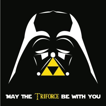 Use the Triforce by Mazdi