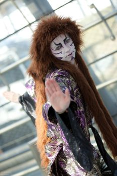 Awesome cosplay-pic by Master-Kankuro