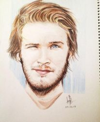 Pewdiepie by spideymoon