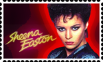 Sheena Easton Stamp by RetroUniverseArt