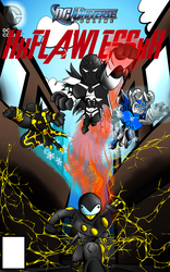 Flawless Comic Cover by Thesimpleartist4