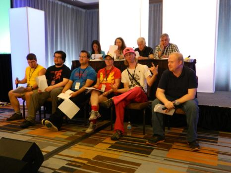 TFCon 2013-The Script Reading by Minosayia
