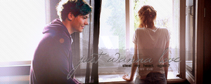 Just Wanna Love - FANFICTION BANNER by Lens1D