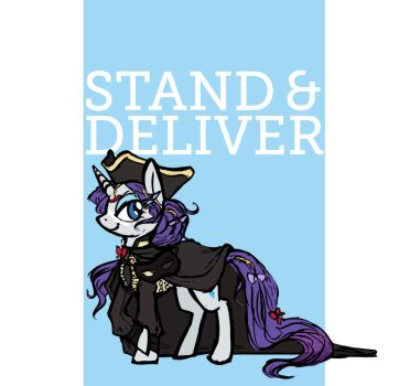 stand and deliver by rakuyou