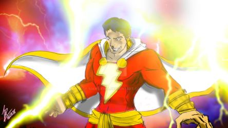 ReSPECTs:Shazam! by siamgxIMA