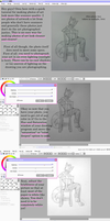 Photo To Scan Quality Tutorial (Black and White) by Oreo-Septim