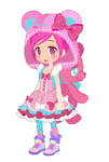 another oc ~Brianna by Chibii-chii