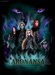 Aronansa Second Arc Poster by ChloexBowie