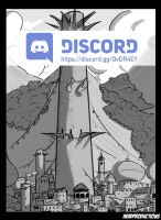 RQ Discord (HERDPRODUCTIONS) by EeveesAndDragons