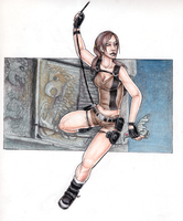 Tomb Raider: Underworld by Bampire