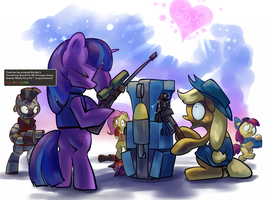 Costly Courtship by stupjam