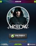 Arrow TV Show Icon by KillboxGraphics