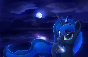 Luna (Special edit) by ScootieBloom