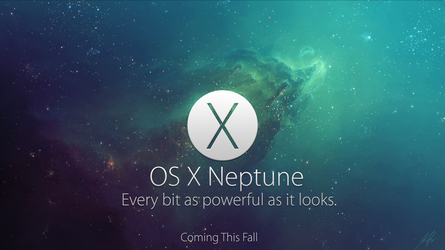 OS X Concept by Atopsy