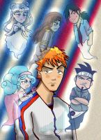 Ichigo Sees Dead Characters by TRALLT